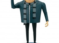 Despicable Me 2 Gru The Talking Genius Figure