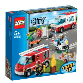 LEGO City Starter Set 60023 reviews