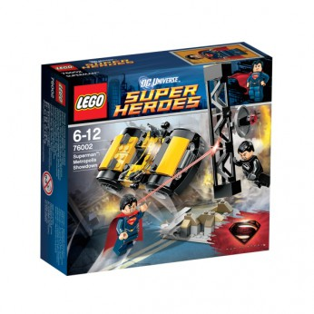 LEGO Superman Metropolis Showdown 76002 reviews