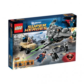 LEGO Superman Battle of Smallville 76003 reviews
