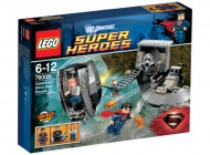 LEGO Superman Black Zero Escape 76009