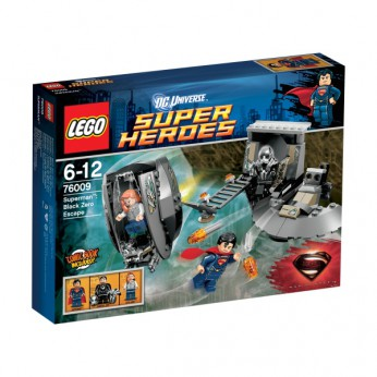 LEGO Superman Black Zero Escape 76009 reviews