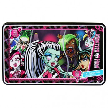 Monster High Puzzle in Tin reviews