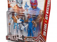 WWE Series 22 2-Pack Sin Cara and Rey Mysterio