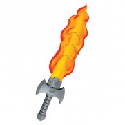 Skylanders Ignitors Flame Sword