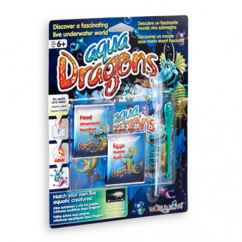 Aqua Dragons Eggs and Food Blister Pack reviews
