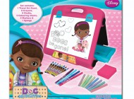 Doc McStuffins Travel Art Easel