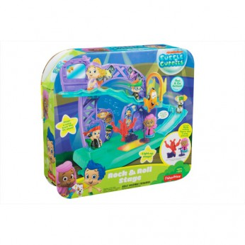 Bubble Guppies Rock 'n Roll Stage reviews