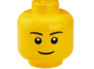 LEGO Storage Head Boy Large