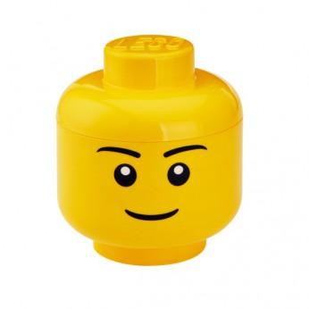 LEGO Storage Head Boy Large reviews