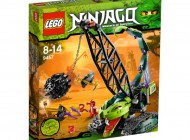 LEGO Ninjago Fangpyre Wrecking Ball 9457