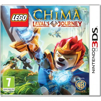 Lego Legends Of Chima Lavals Journey 3DS reviews