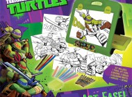 Turtle Travel Art Easel