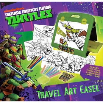 Turtle Travel Art Easel reviews