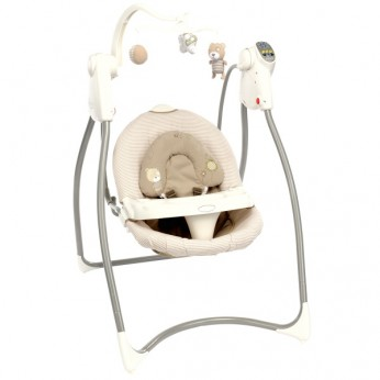 Graco Lovin Hug Swing Benny and Bell reviews