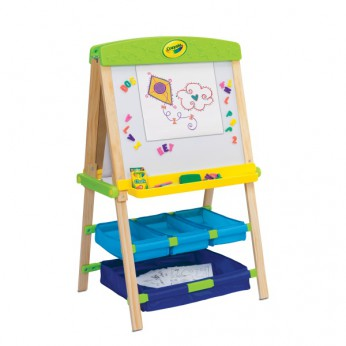 Crayola Draw N Store Wood Easel reviews