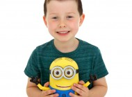 Despicable Me 2 20cm Talking Minion Dave
