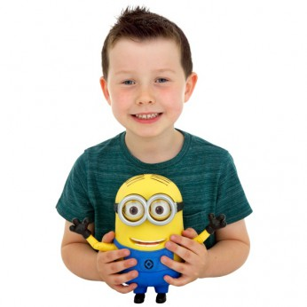 Despicable Me 2 20cm Talking Minion Dave reviews