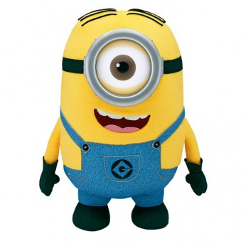 Despicable Me 2 40cm Talking Stuart Plush reviews