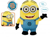 Despicable Me 2 25cm Talking Dave Plush