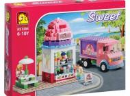 Sweet Series Ice Cream Shop