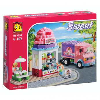 Sweet Series Ice Cream Shop