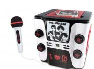 One Direction Karaoke Machine