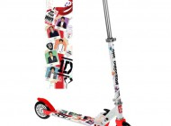 Folding In line Scooter One Direction