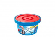 Meccano 100piece Bucket Blue