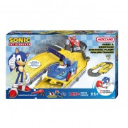 Sonic and Knuckles Chemical Plant Racing Playset