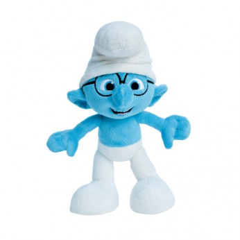 Smurfs Brainy Plush reviews
