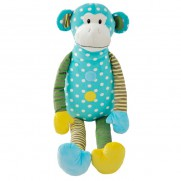 Blue Sitting Monkey