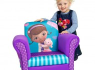 Doc McStuffins Upholstered Chair
