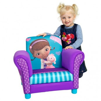 Doc McStuffins Upholstered Chair reviews