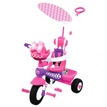 Minnie Mouse Push n Ride Trike reviews