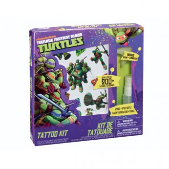 Turtles Tattoo Kit reviews