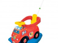 4-in-1 Mickey Activity Ride On