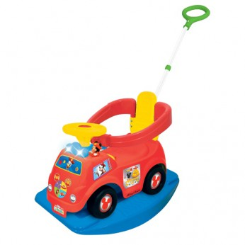 4-in-1 Mickey Activity Ride On reviews