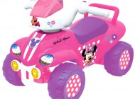 Minnie ATV Steerable Ride On