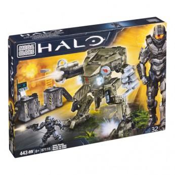 Mega Bloks Halo UNSC Mantis reviews