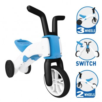 Bunzi Balance Bike Blue reviews