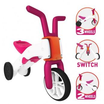 Bunzi Balance Bike Pink reviews