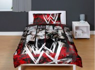 WWE Superstars Single Duvet Cover Set