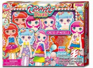 Candy Divas Dress Up Model