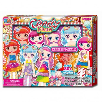 Candy Divas Dress Up Model reviews