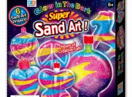 Glow in the Dark Super Sand Art