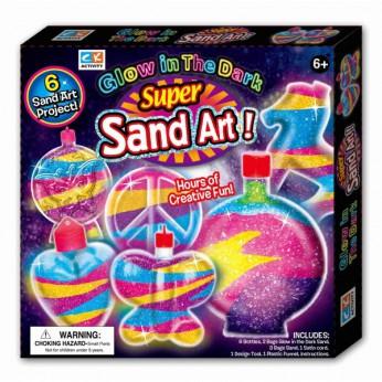 Glow in the Dark Super Sand Art reviews