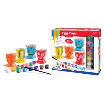Paint Your Own Egg Cups reviews