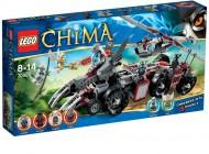 LEGO Chima Worriz Combat Lair 70009
