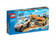 LEGO City 4×4 and Diving Boat 60012